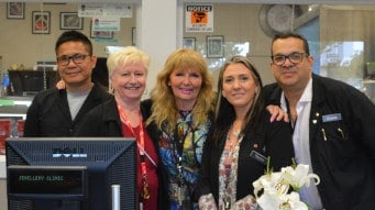 Jewellery Clinic Team