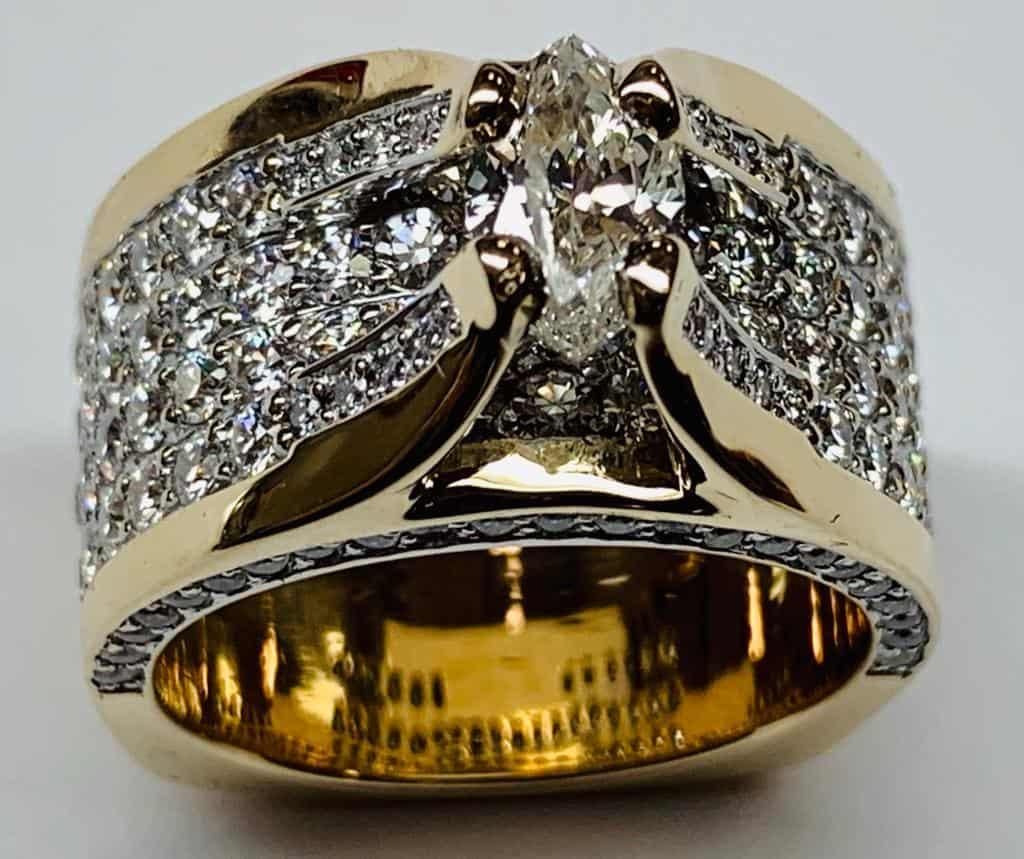 Custom jewelry Surrey BC